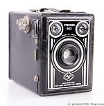 AGFA: Synchro-Box (India) camera