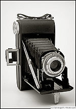 AGFA: Ventura Billy camera