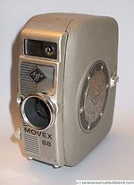 Agfa Berlin: Movex 88 camera