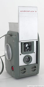 Ansco: Anscoflex II camera