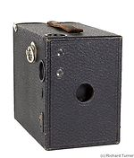 Ansco: Buster Brown No.2A camera