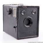 Ansco: Cadet Box B2 camera