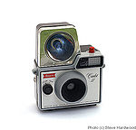 Ansco: Cadet II camera