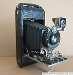 Ansco: Folding Ansco No.1A camera