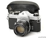 Asahi: Pentax Spotmatic (SP) (chrome) camera