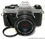 Asahi: Pentax Super Program camera