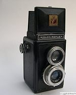 Atoms: Aiglon Reflex II camera