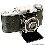 Beier: Beirette (folding) camera