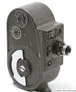 Bell & Howell: Filmo Sportster Double Run 8 camera