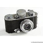 Berning Robot: Robot I camera
