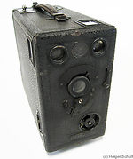 Butcher & Son: Midg No.0 camera