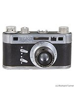 Camera Corp. USA: Perfex Forty-Four camera