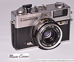 Canon: Canon Datematic camera