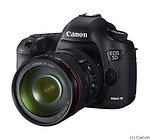 Canon: EOS 5D Mark III camera