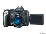 Canon: PowerShot SX20 IS camera