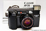 Canon: Super Sure Shot (AF35ML / Autoboy Super) camera
