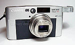 Canon: Sure Shot Classic 120 (Prima Super 120 / Autoboy 120) camera