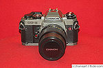 Chinon: Chinon CG-5 camera