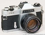 Chinon: Chinon CX-II camera