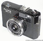 Fuji Optical: Fujica 35 FS camera