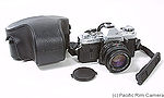 Fuji Optical: Fujica AX 3 camera