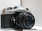 Fuji Optical: Fujica ST 605 camera