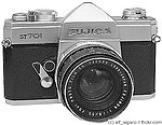 Fuji Optical: Fujica ST 701 camera