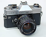 Fuji Optical: Fujica ST 801 camera