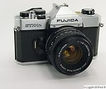Fuji Optical: Fujica STX-1N camera