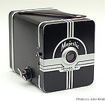 Galter: Majestic (box) camera