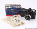 Galter: Regal Miniature camera