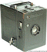Goerz C.P.: Box Tengor (6x9) camera