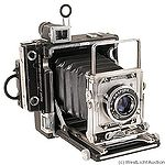 Graflex: Crown Graphic camera