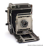 Graflex: Pacemaker Crown Graphic camera