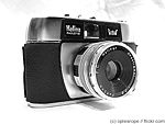 Haking: Halina Paulette camera