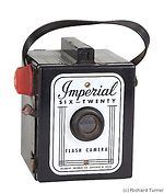 Herbert George: Imperial Six-Twenty camera