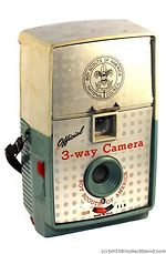 Herbert George: Official Boy Scouts of America (3-way) camera