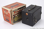 Houghton: Ensign 2 1/4 A (box) camera