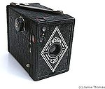 Houghton: Ensign E20 (box) camera