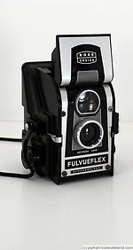 Houghton: Ensign Fulvueflex (Synchroflash) camera