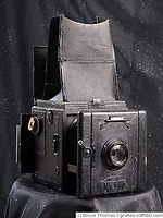 Houghton: Ensign Popular Reflex camera
