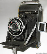 Houghton: Ensign Selfix 420 camera