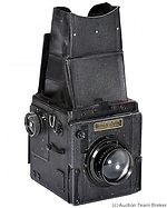 Houghton: Ensign Special Reflex camera
