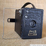 Houghton: May Fair (box) camera