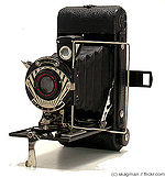 Houghton: May Fair (folding) camera