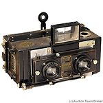 Jeanneret: Monobloc (Stereo-Panoramic) camera