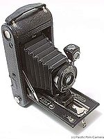 Kodak Eastman: Autographic Junior No.1A camera