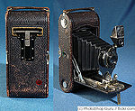 Kodak Eastman: Autographic No.1A camera