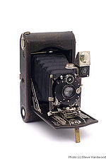 Kodak Eastman: Autographic No.3 camera