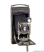 Kodak Eastman: Autographic No.3A Model C camera